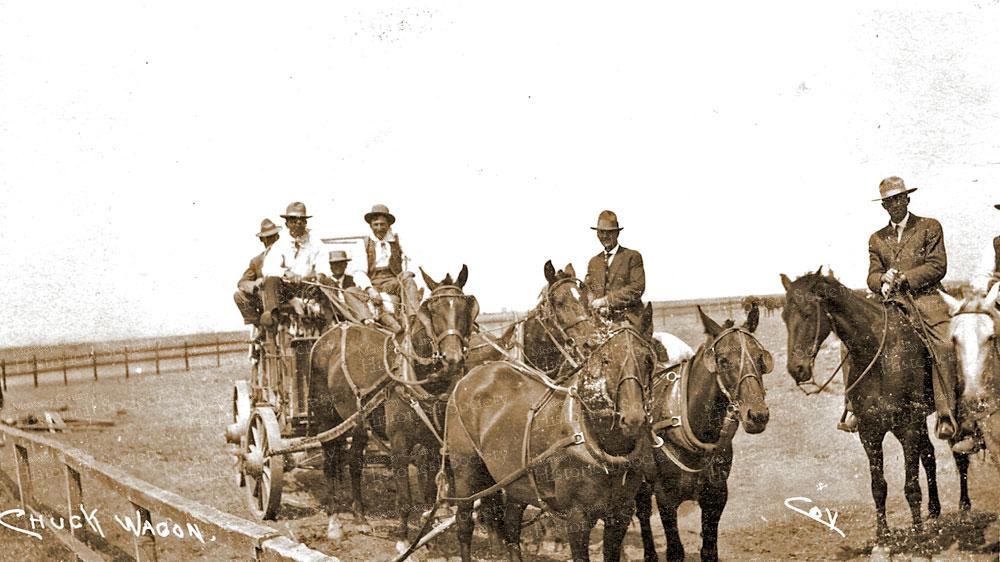churck-wagon